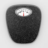 Bathroom scales Royalty Free Stock Image