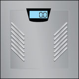Bathroom Scales Stock Photos