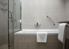 Bathroom series Royalty Free Stock Photos