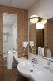 Bathroom series Stock Photos