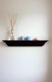 Bathroom shelf Stock Image