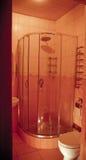 Bathroom Shower Stock Photo