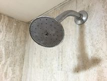 Bathroom Shower Head Stock Photography