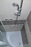 Bathroom shower Royalty Free Stock Images