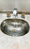 Bathroom sink Royalty Free Stock Photos