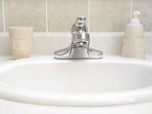 Bathroom Sink 2 stock photos