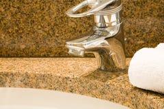 bathroom sink Στοκ Εικόνα