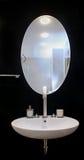 Bathroom sink Royalty Free Stock Photos