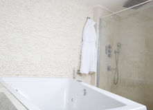 Bathroom suite Royalty Free Stock Photo