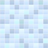 Bathroom tile pattern. Detailed illustration of a bathroom tile pattern Royalty Free Stock Photos