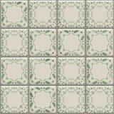 Bathroom tiles Royalty Free Stock Photos