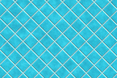 Bathroom Tiles. Clear Ceramic Abstract Background Pattern Stock Photo