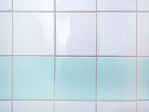 Bathroom tiles background Royalty Free Stock Image
