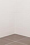 Bathroom tiles Royalty Free Stock Photography