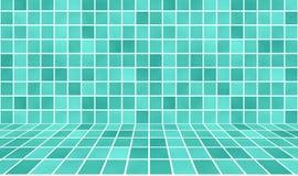 Bathroom tiles seamless Stock Image