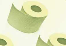 Bathroom tissue Stock Photos