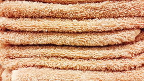 Bathroom towels Royalty Free Stock Photography
