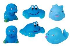 Bathroom toys Stock Image