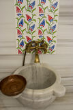 Bathroom in Turkey – Hammam Royalty Free Stock Photography