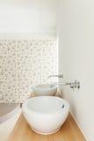 Bathroom, two sinks Stock Photo