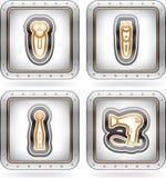 Bath utensils Royalty Free Stock Image