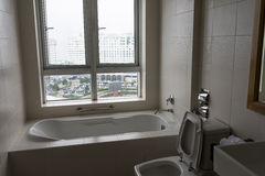 Bathroom View Royalty Free Stock Images