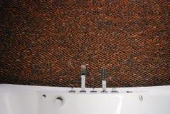 Bathroom wall Stock Photography