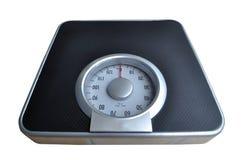Bathroom weight scale Stock Photos