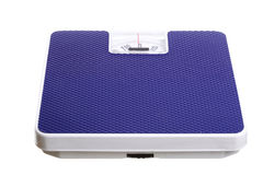 Bathroom weight scale isolated Stock Photos