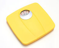 Bathroom Weight Scale Royalty Free Stock Image