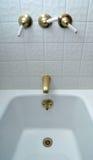 Bathrub novo fotografia de stock royalty free