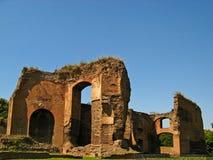 Baths of Caracalla 03 royalty free stock photography
