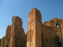 Baths of Caracalla 04 royalty free stock photos