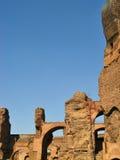 Baths of Caracalla 17 royalty free stock photo