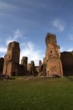 Baths of Caracalla Stock Image