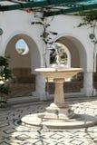 Baths of Kallithea Springs, on the island of Rhodes. Greece Stock Photo