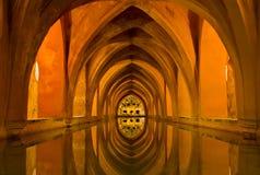 Baths of Lady Maria de Padilla in Alcazar of Seville