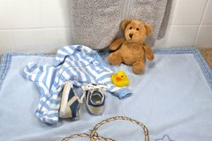 Bathtime Stock Photography