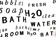 Bathtime Stock Photo