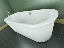 Free Bathtub Royalty Free Stock Images - 18399409