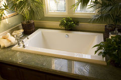 Bathtub 1863 royalty free stock photos