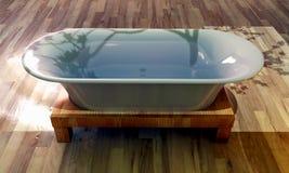 Bathtub Royalty Free Stock Photography