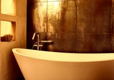 Bathtub Royalty Free Stock Photos