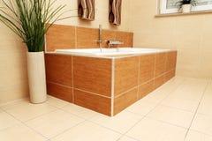 Bathtub. Royalty Free Stock Photos