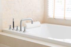 bathtub Fotografia Stock Libera da Diritti