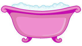 Bathtub Stock Image