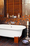 Bathtub detail Royalty Free Stock Photography
