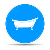 Bathtub Icon Stock Images