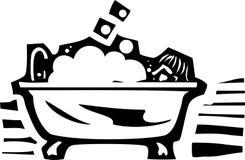 Bathtub Royalty Free Stock Photos