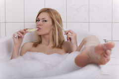 Bathtube royalty free stock photography